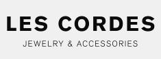 Boetiek Mady Collectie logo voor Les Cordes